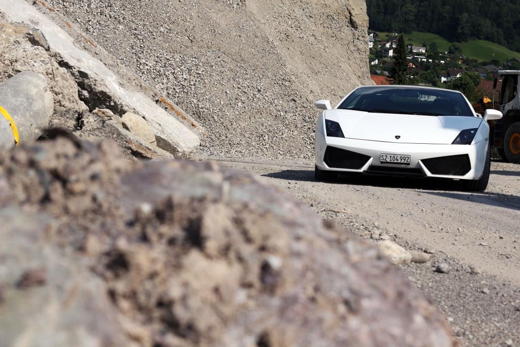 Lamborghini Vermietung Bremgarten