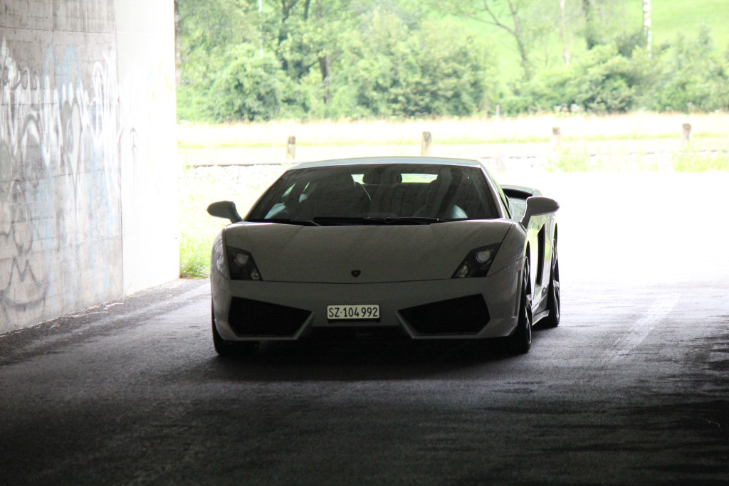 Lamborghini Vermietung Frauenfeld
