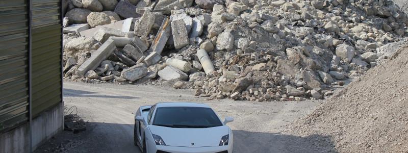Lamborghini günstig mieten