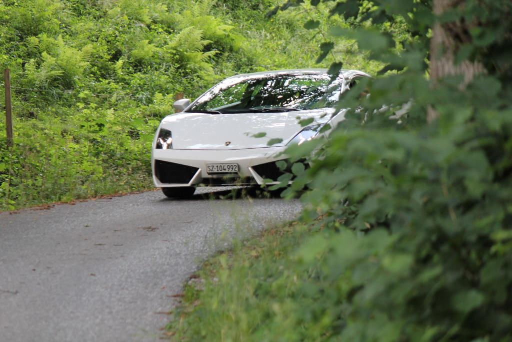 Lamborghini mieten Frauenfeld