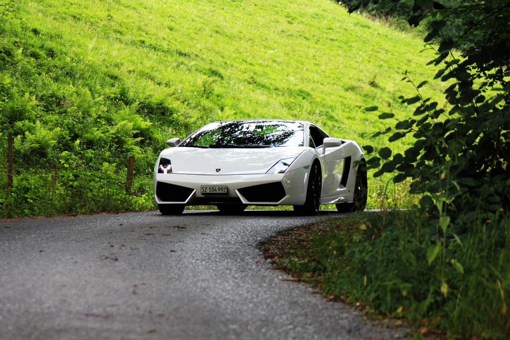 Lamborghini mieten Langenthal