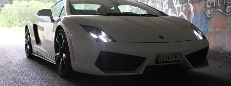 Lamborghini mieten Seuzach