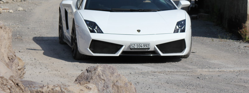 Lamborghini mieten Sirnach