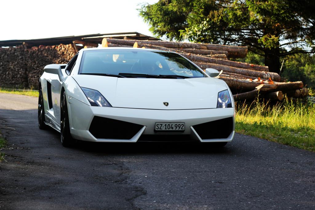 Lamborghini mieten Sursee
