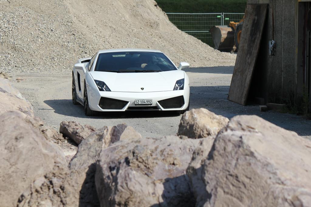 Lamborghini mieten Triesen