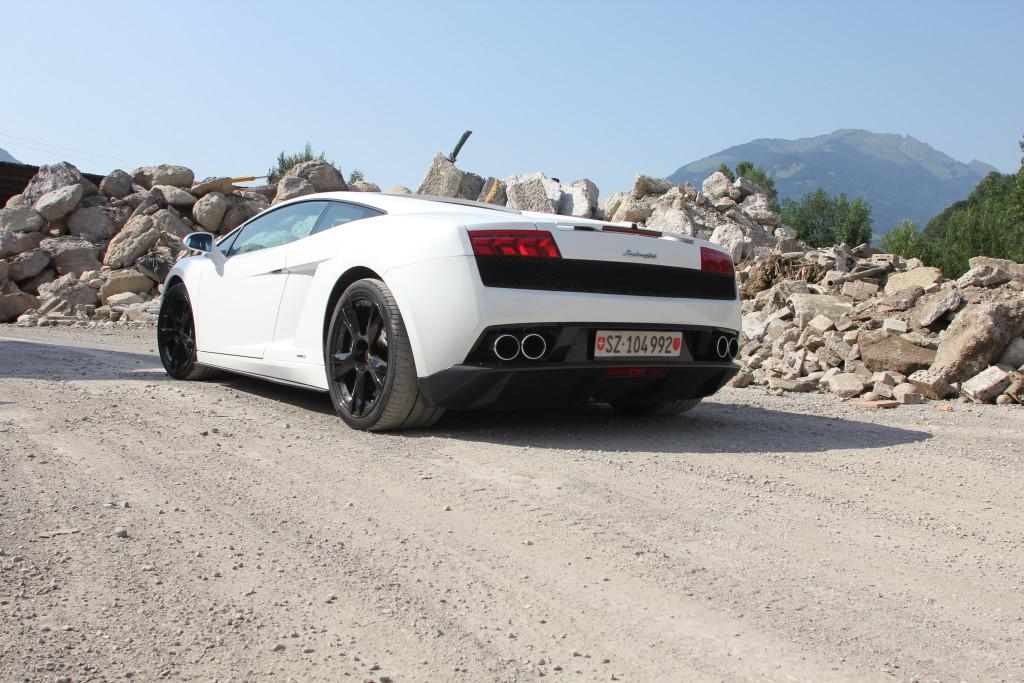 Lamborghini mieten Vaduz