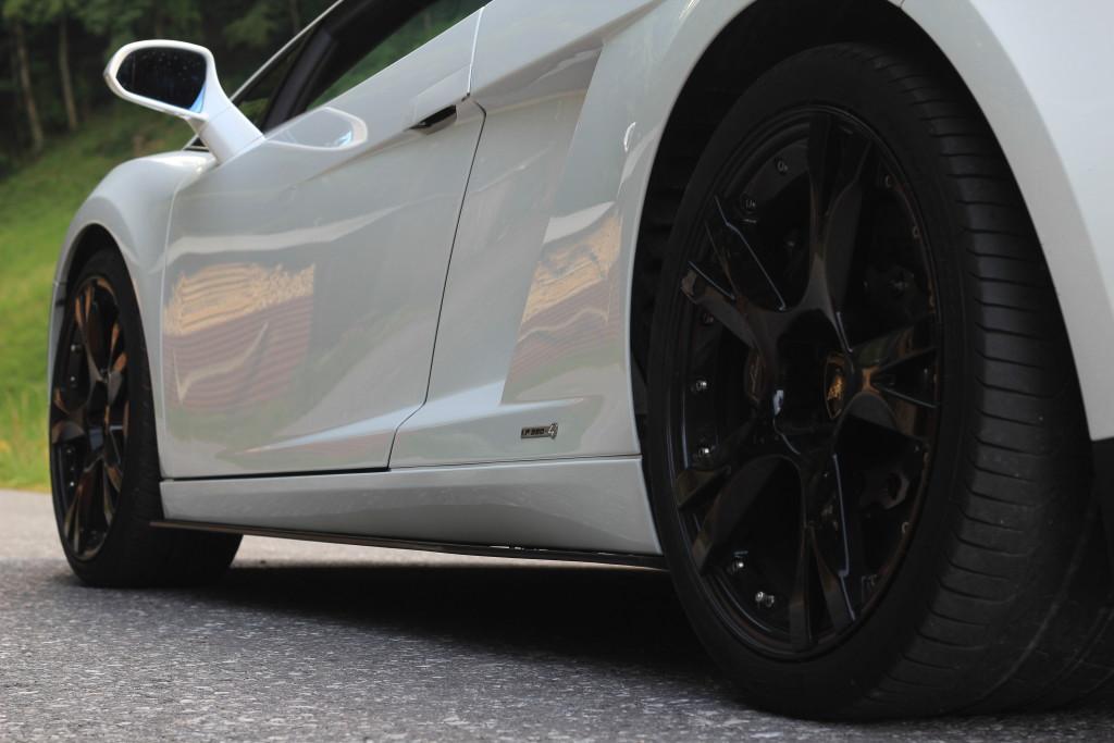 Lamborghini mieten Zollikon