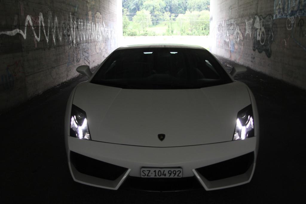 Lamborghini mieten Kloten